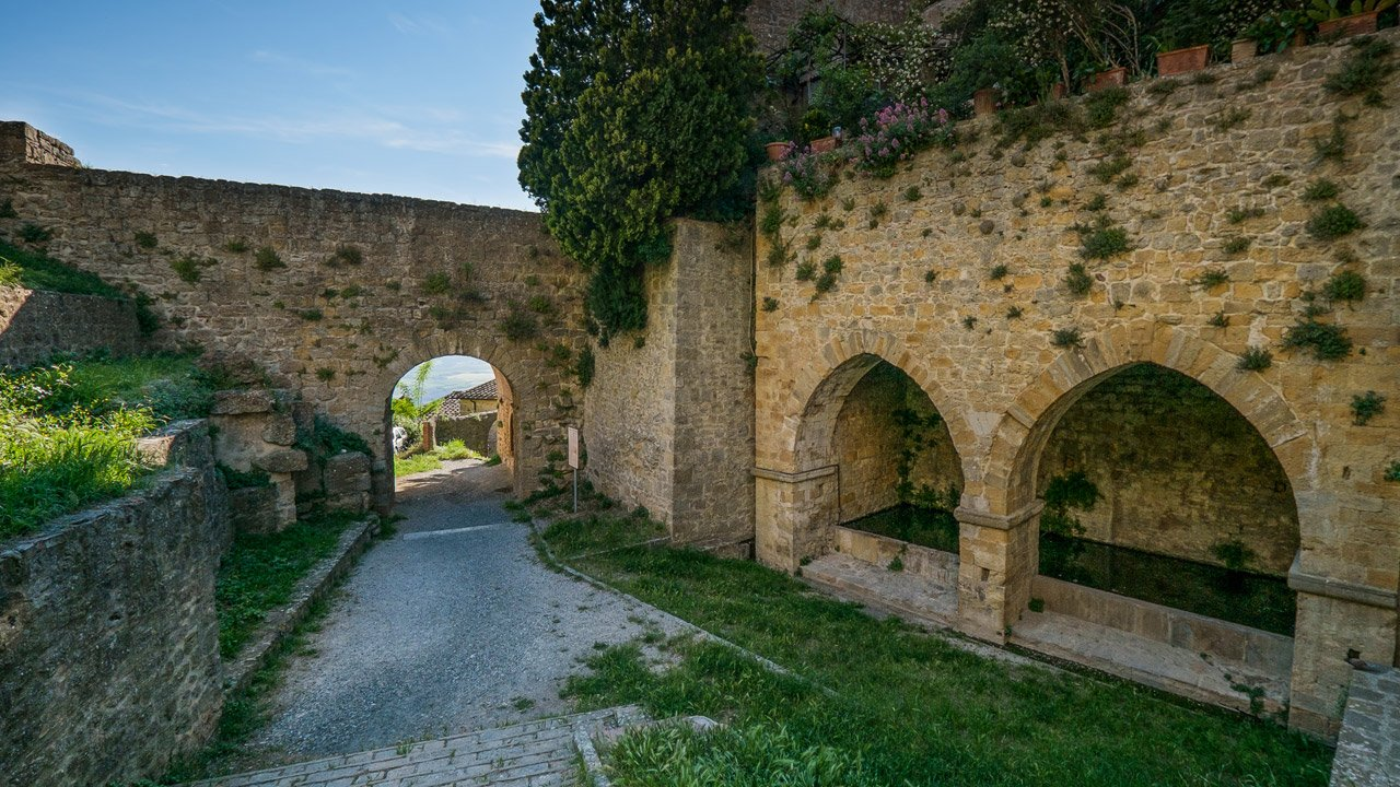 Hidden corners of Volterra