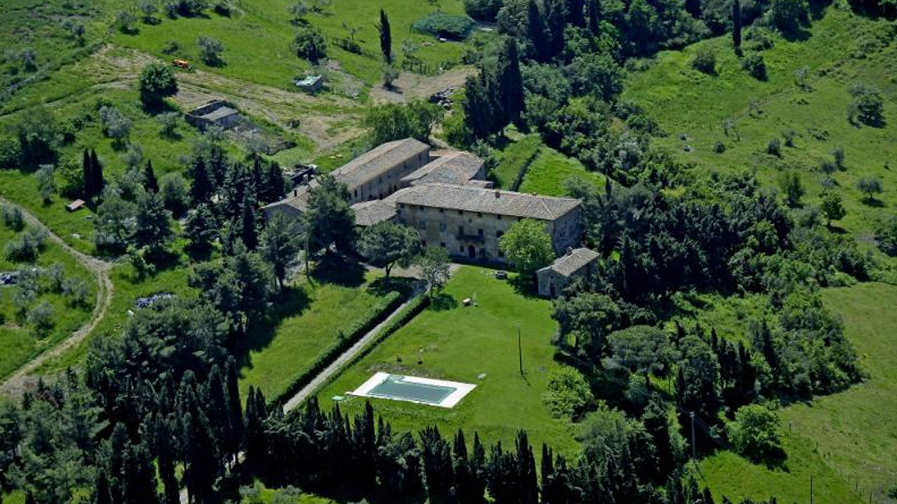 Villa of Scornello