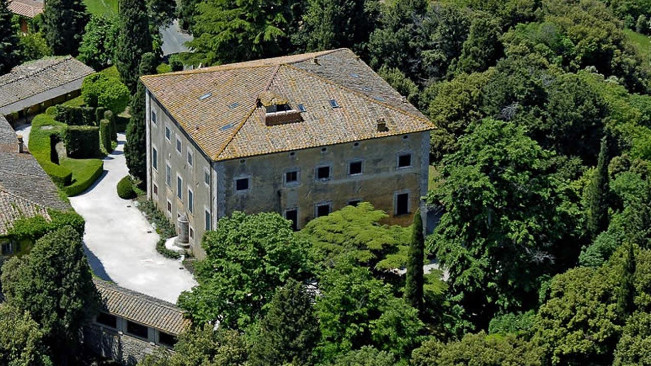 Ulignano Villa