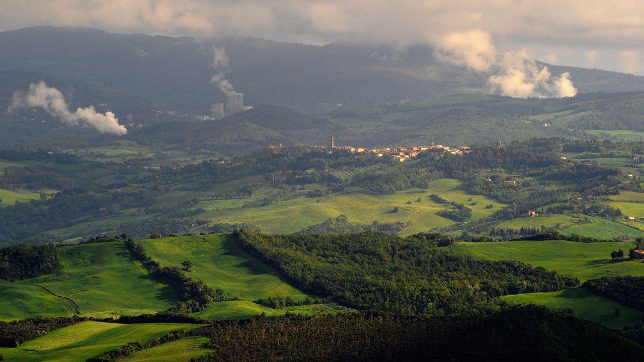 I fenomeni geotermici o la miniera di rame insieme a buon cibo e ottimi vini!